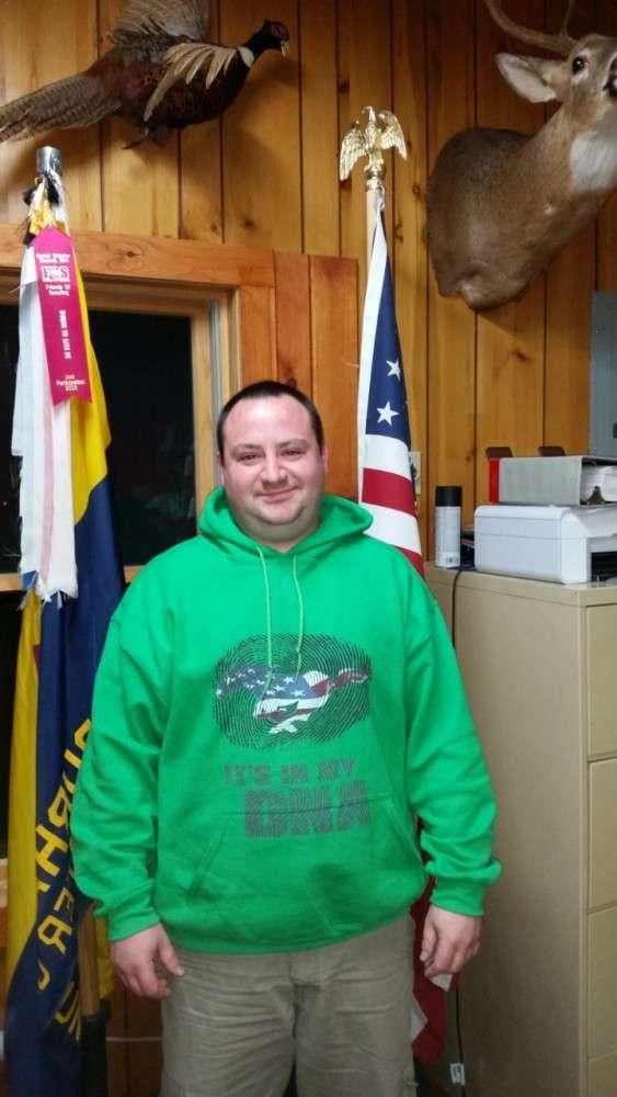 Brian Fuller, Director - Asst. Secretary, Asst. Archery Director