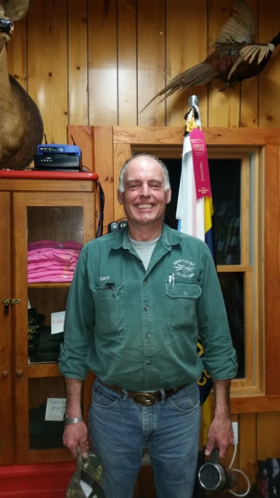 Dave Smith, Director - Trap & Skeet Range