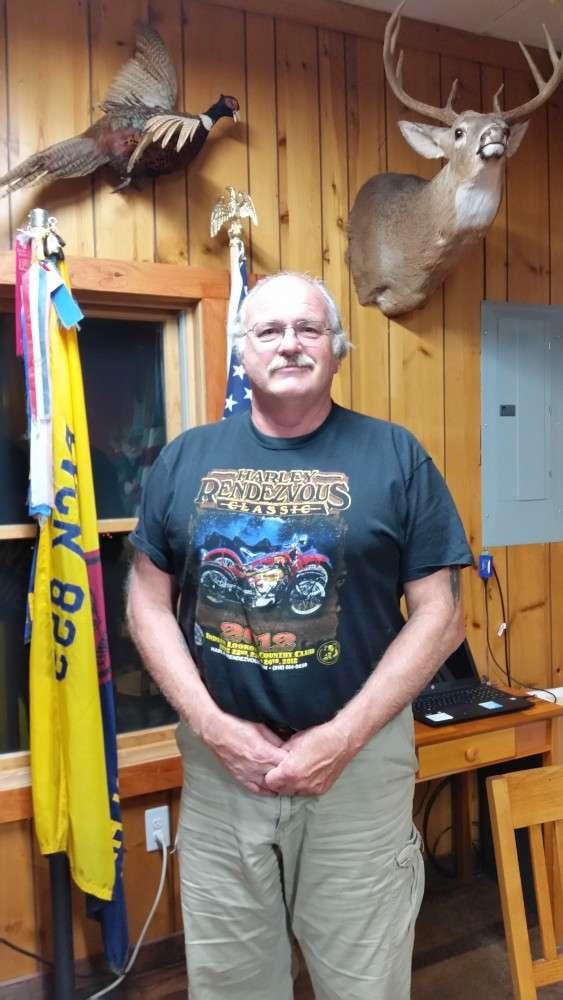 Allan Thorell, Director - Archery Range
