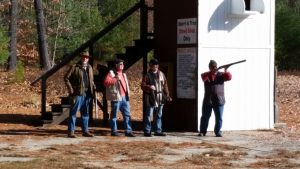 Skeet and Trap Range Open to Members & Non-Members @ Farmington Fish & Game Club