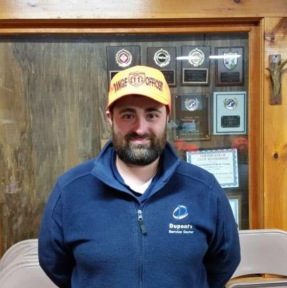 Chris Dupont, Director - Range Director, Range Officer