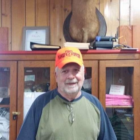 Ed Auletta, Director - Range Officer, Orientation