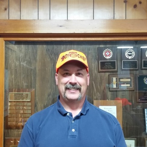 Ed Robinson, Director - Asst. Range Officer, Safey Officer
