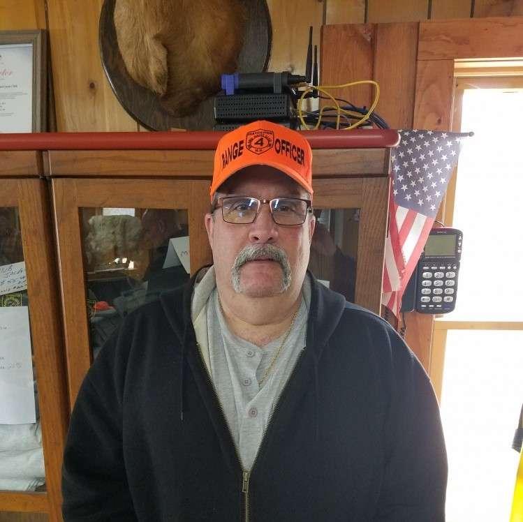 Tony Ford, Assistant Range Director, Range Officer, Trap & Skeet
